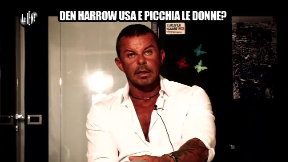 NINA: Den Harrow ha picchiato sua moglie?