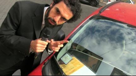 GIARRUSSO: Il sindaco parcheggia gratis al Senato