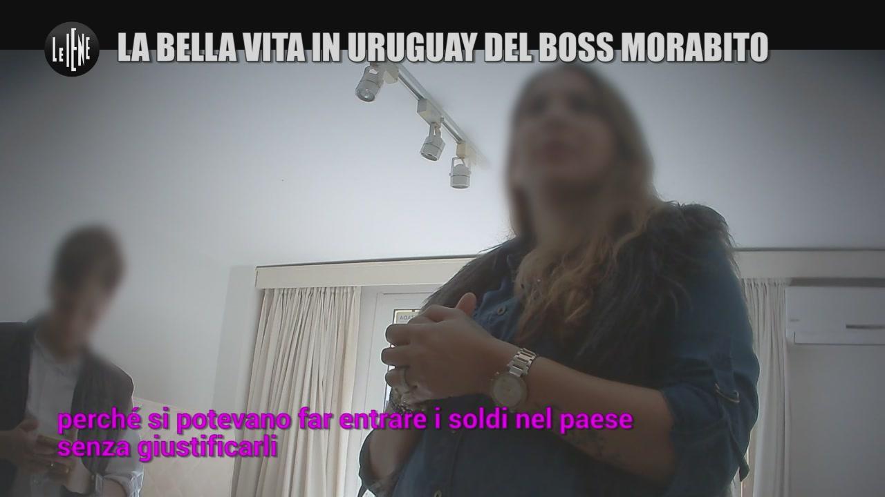 GOLIA: La bella vita in Uruguay del boss Morabito
