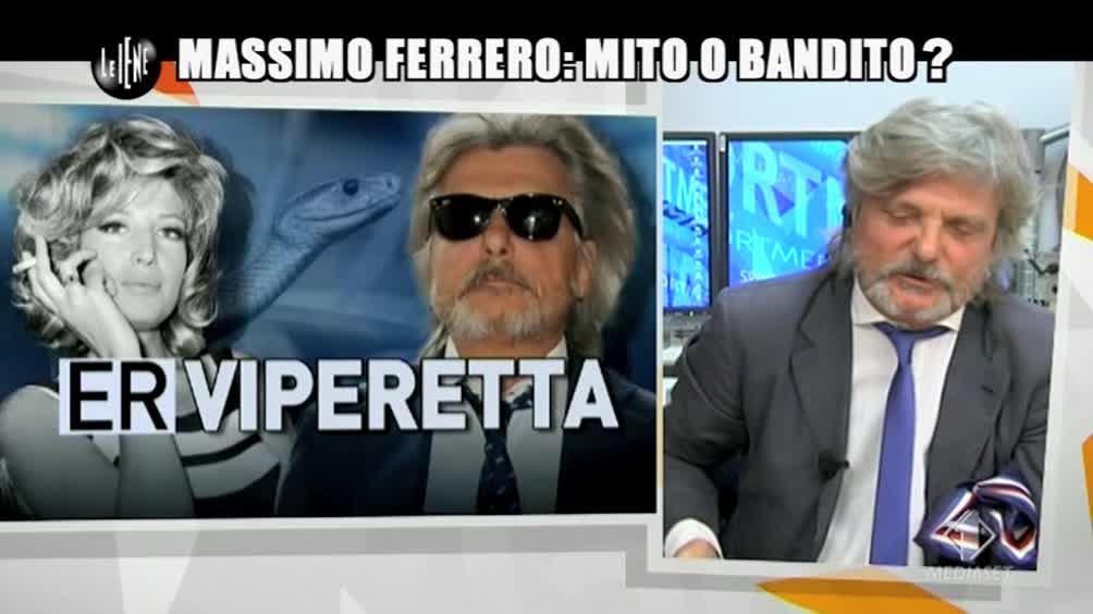 GIARRUSSO: Massimo Ferrero: Mito o bandito?