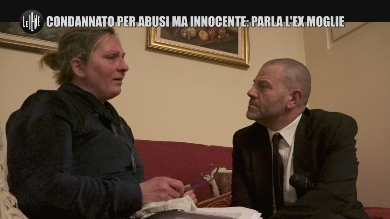GOLIA: Condannato per abusi ma innocente: parla l'ex moglie