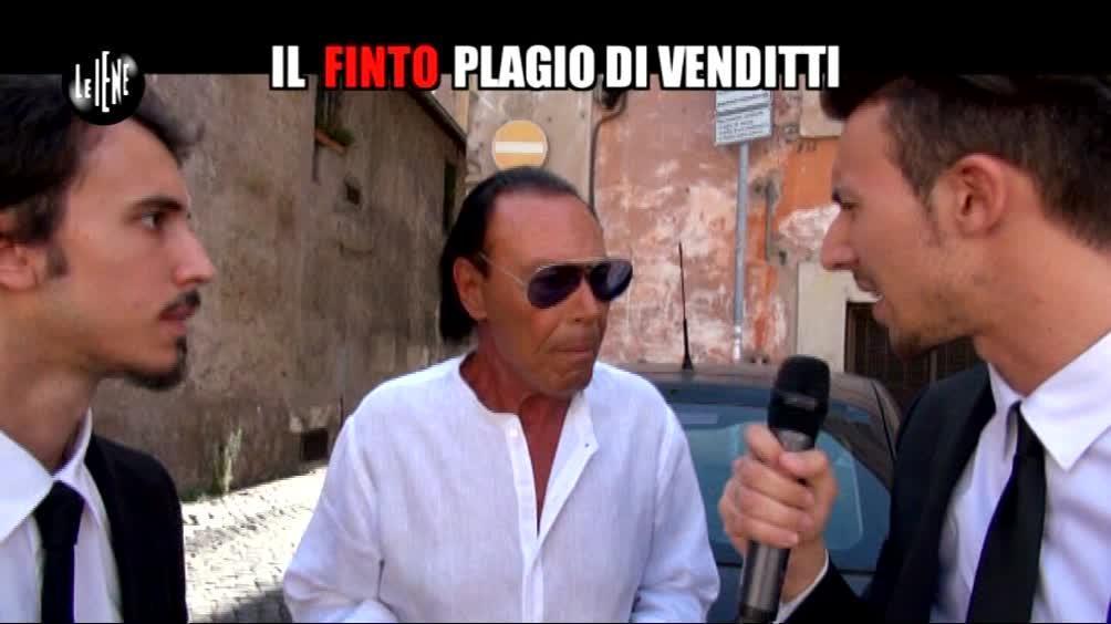 BILLO e VENANZIO: Finto plagio Antonello Venditti