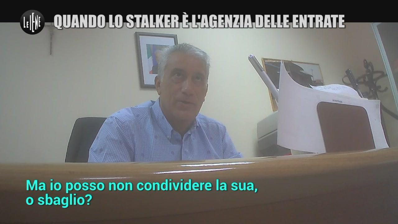 PASCA: Quando lo stalker è l'Agenzia delle Entrate