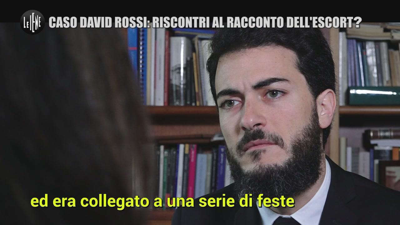David Rossi e festini: rivelazioni choc della moglie di un uomo ai vertici delle Istituzioni a Siena