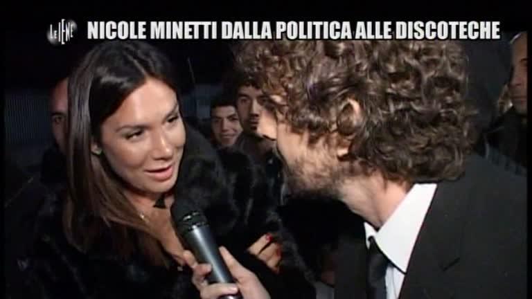 ROMA: Nicole Minetti