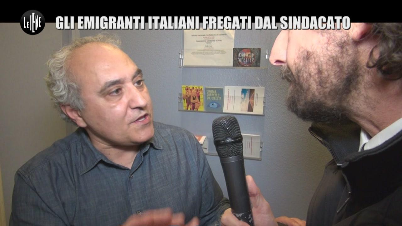 ROMA: Gli emigranti italiani fregati dal sindacato