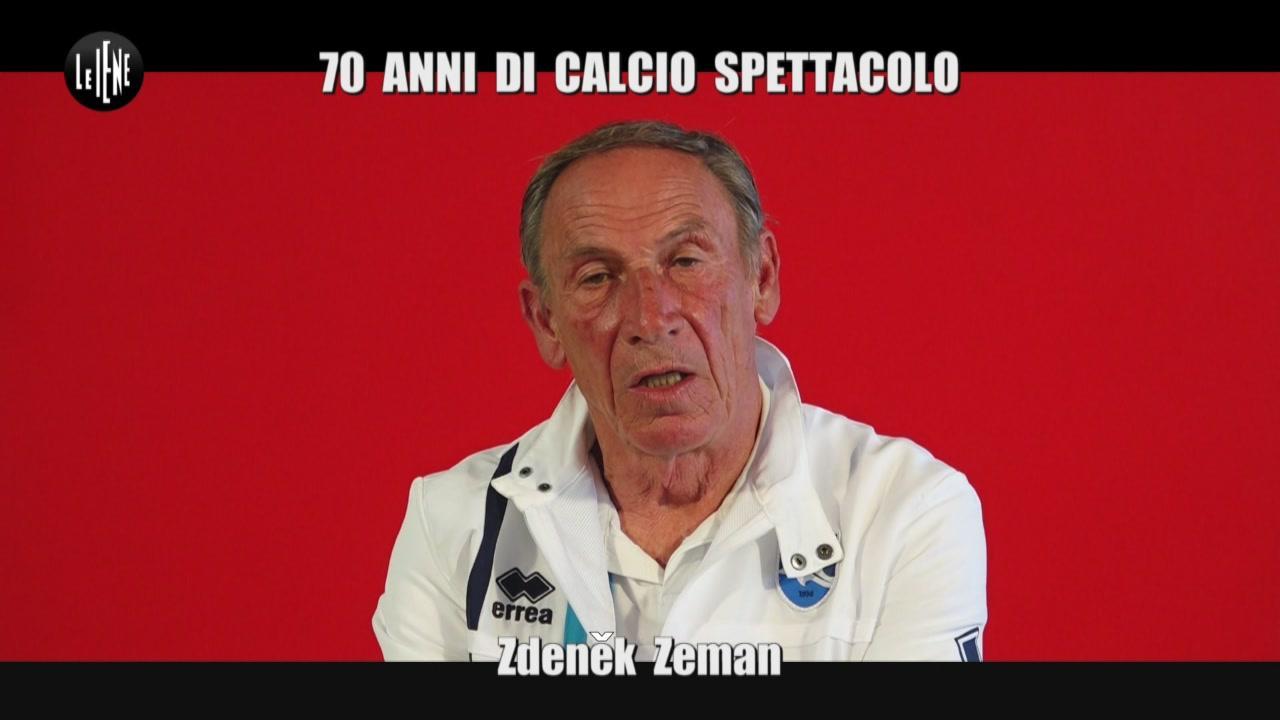 INTERVISTA: Zdenek Zeman