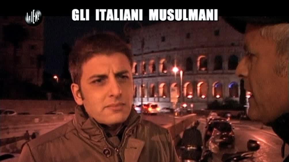 LUCCI: Gli italiani musulmani