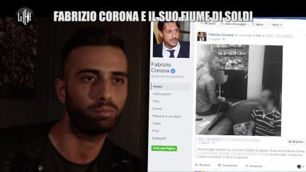 GIARRUSSO: Fabrizio Corona e il suo fiume di soldi