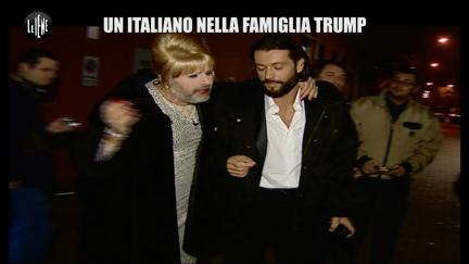 LUCCI: Un italiano nella famiglia Trump