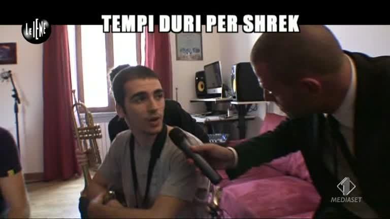 GOLIA: Tempi duri per Shrek