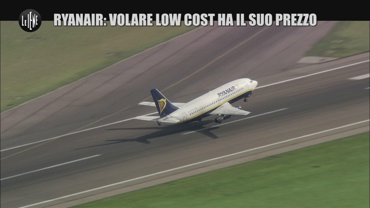 PELAZZA: Ryanair: volare low cost ha il suo prezzo