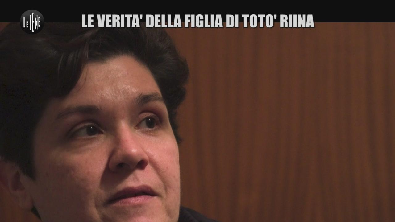 GOLIA: Le verità della figlia di Totò Riina