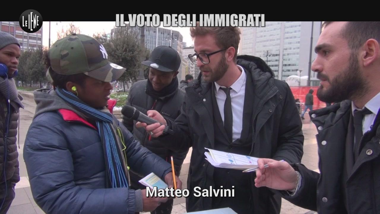 CORTI E ONNIS: Il voto degli immigrati