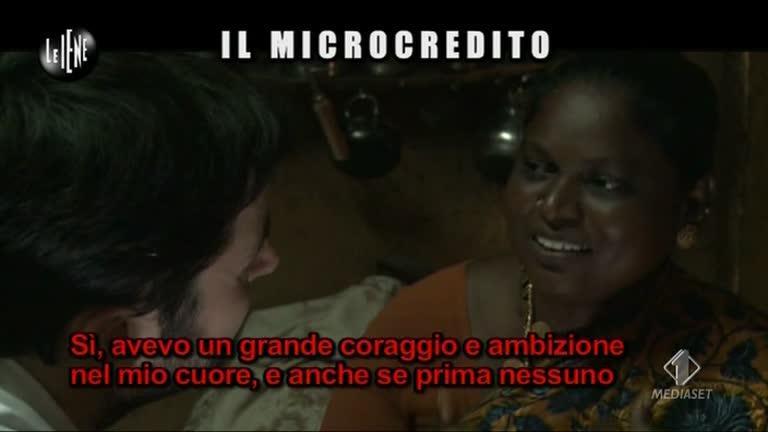 TRINCIA: Il microcredito