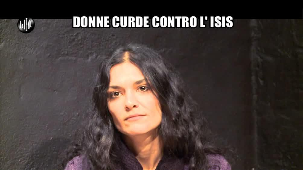 NINA: Donne curde contro l'ISIS
