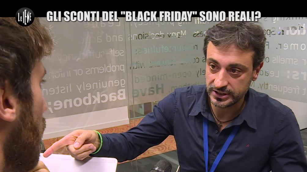 """DE DEVITIIS: Gli sconti del """"Black Friday"""" sono reali?."""