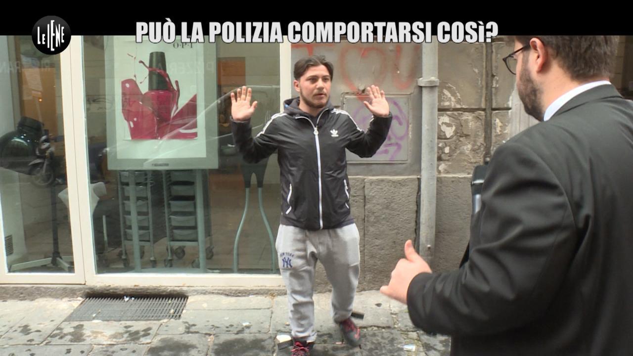 SCHEMBRI: Napoli, poliziotti picchiano un ragazzo. Perché comportarsi così?