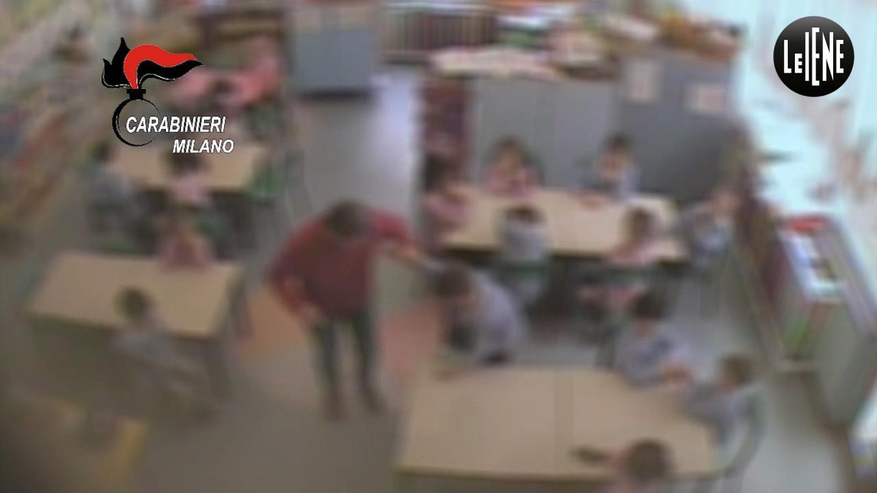 Sberle e minacce in un asilo, un'altra maestra ai domiciliari | VIDEO