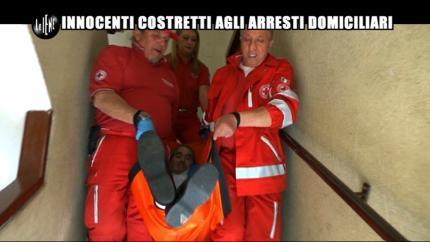 ROMA: Innocenti costretti agli arresti domiciliari