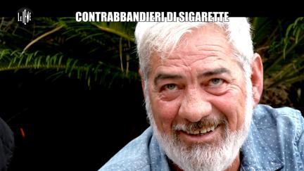 GOLIA: Contrabbandieri di sigarette