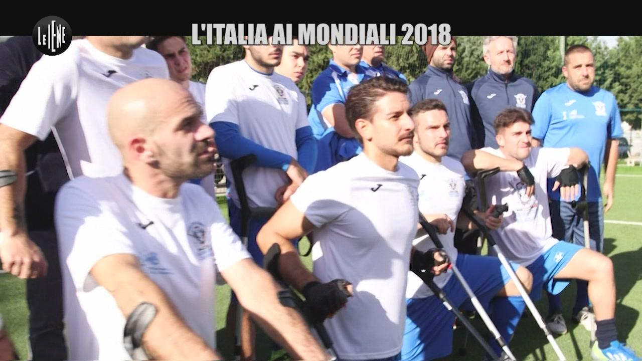 DE DEVITIIS: L'Italia ai Mondiali 2018
