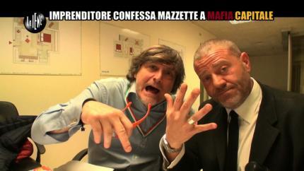 GOLIA: Imprenditore confessa mazzette a Mafia Capitale