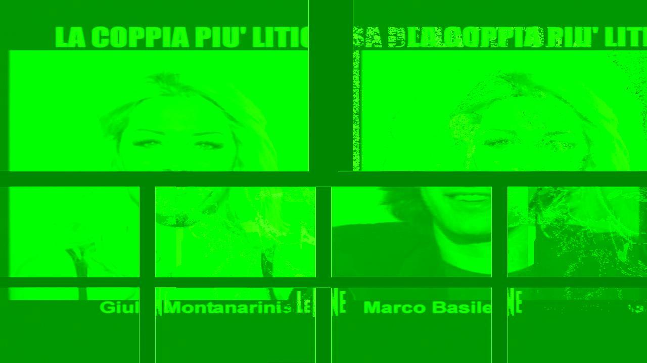 INTERVISTA: Giulia Montanarini e Marco Basile