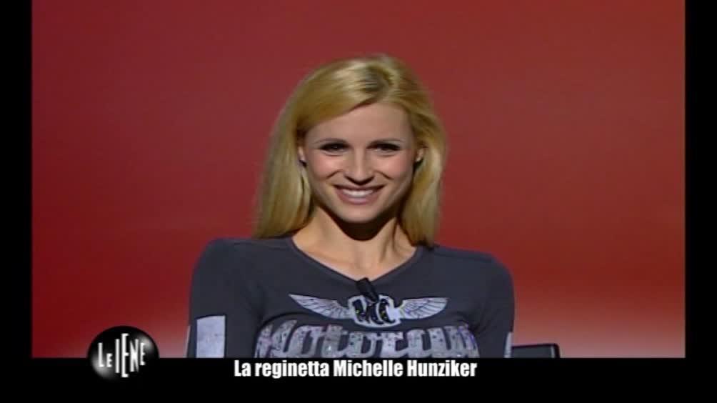 INTERVISTA: Michelle Hunziker