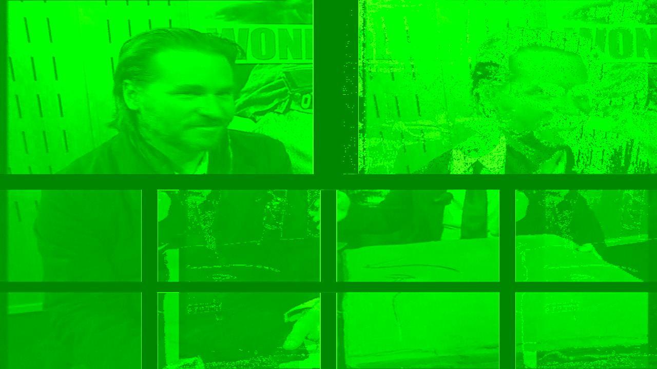 CABELLO: Val Kilmer