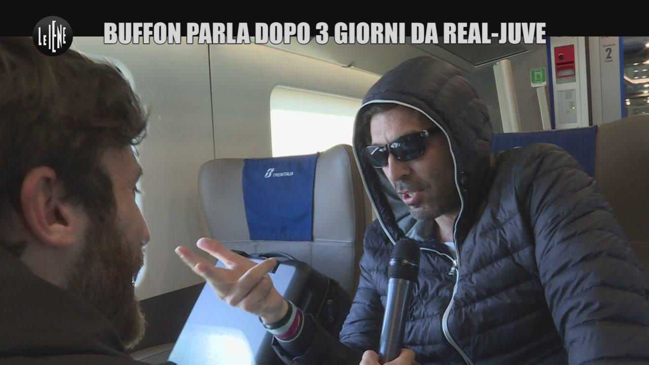 DE DEVITIIS: Buffon parla dopo 3 giorni da Real-Juve