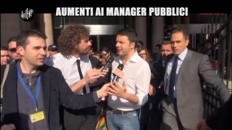 ROMA: Aumenti ai manager di Palazzo Chigi (video non andato in onda)