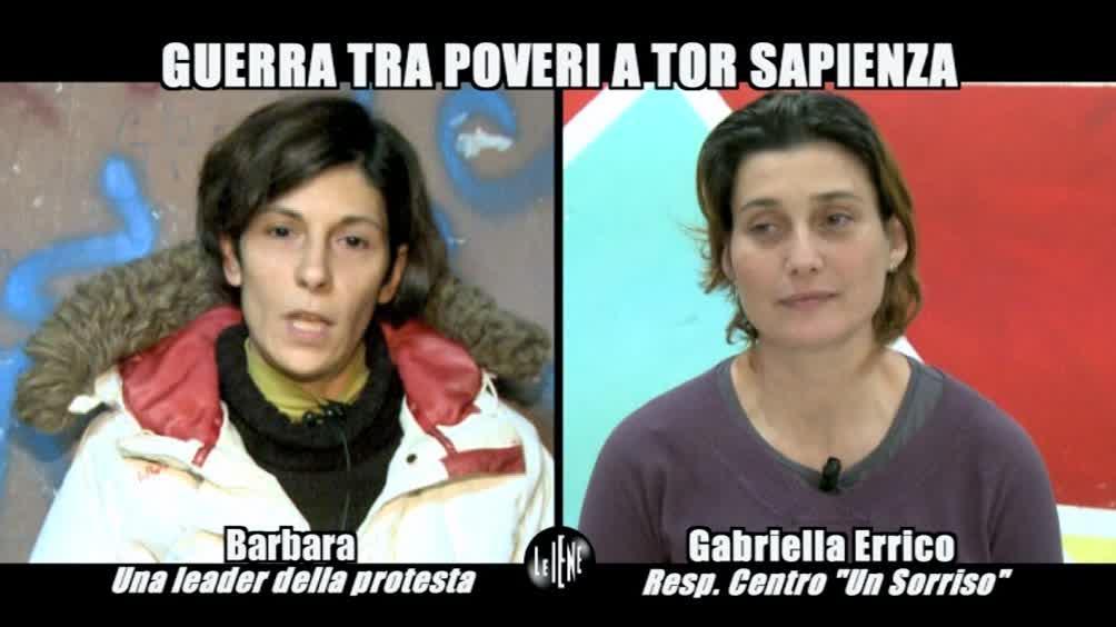 ROMA: Guerra tra poveri a Tor Sapienza