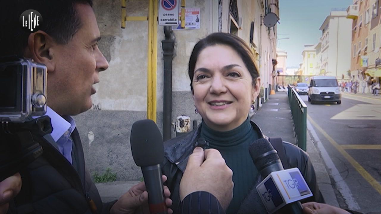 INTERVISTA: Marika Cassimatis