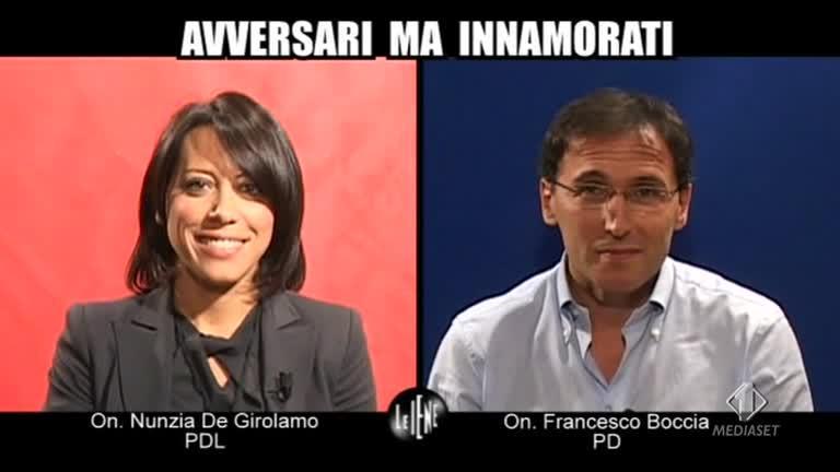 INTERVISTA: De Girolamo - Boccia