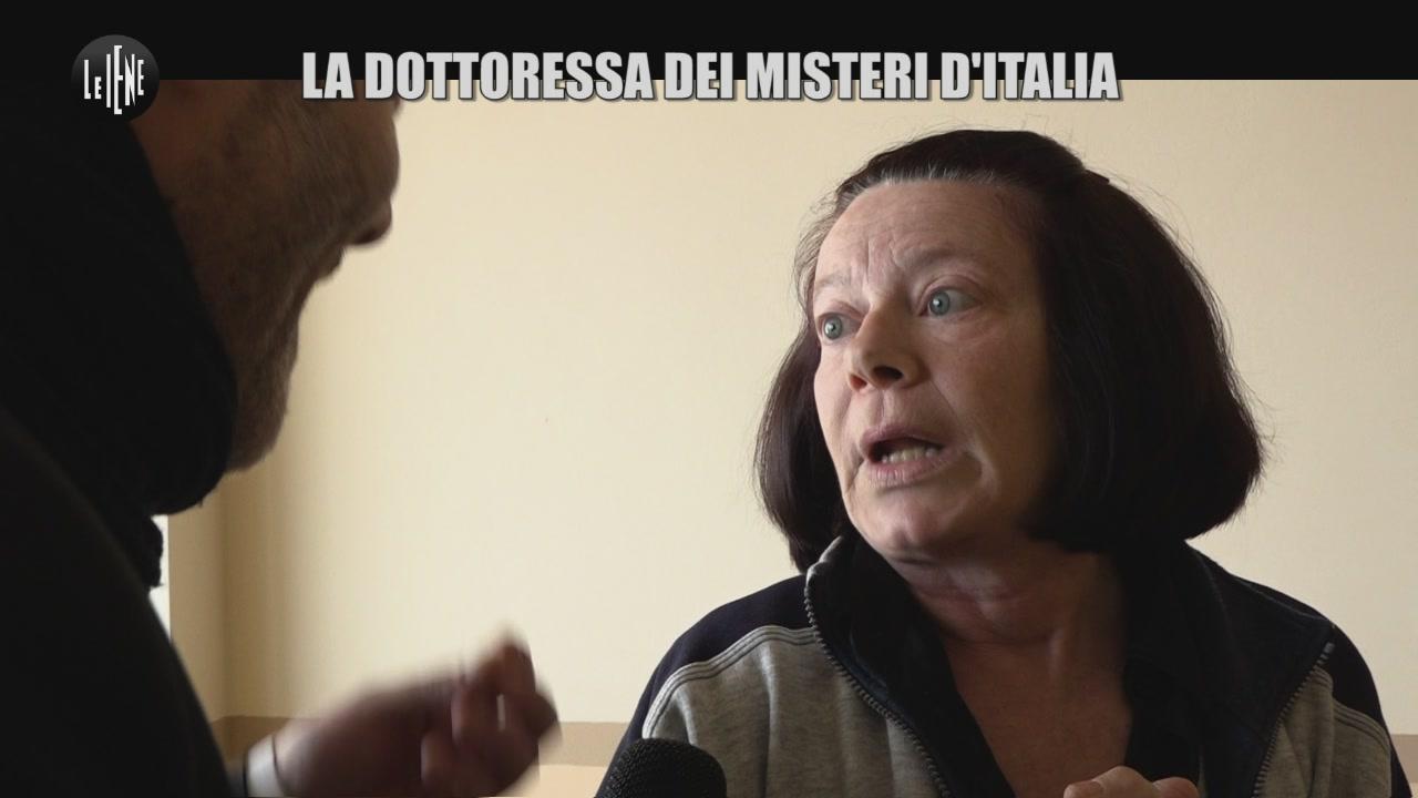 GOLIA: La dottoressa dei misteri d'Italia