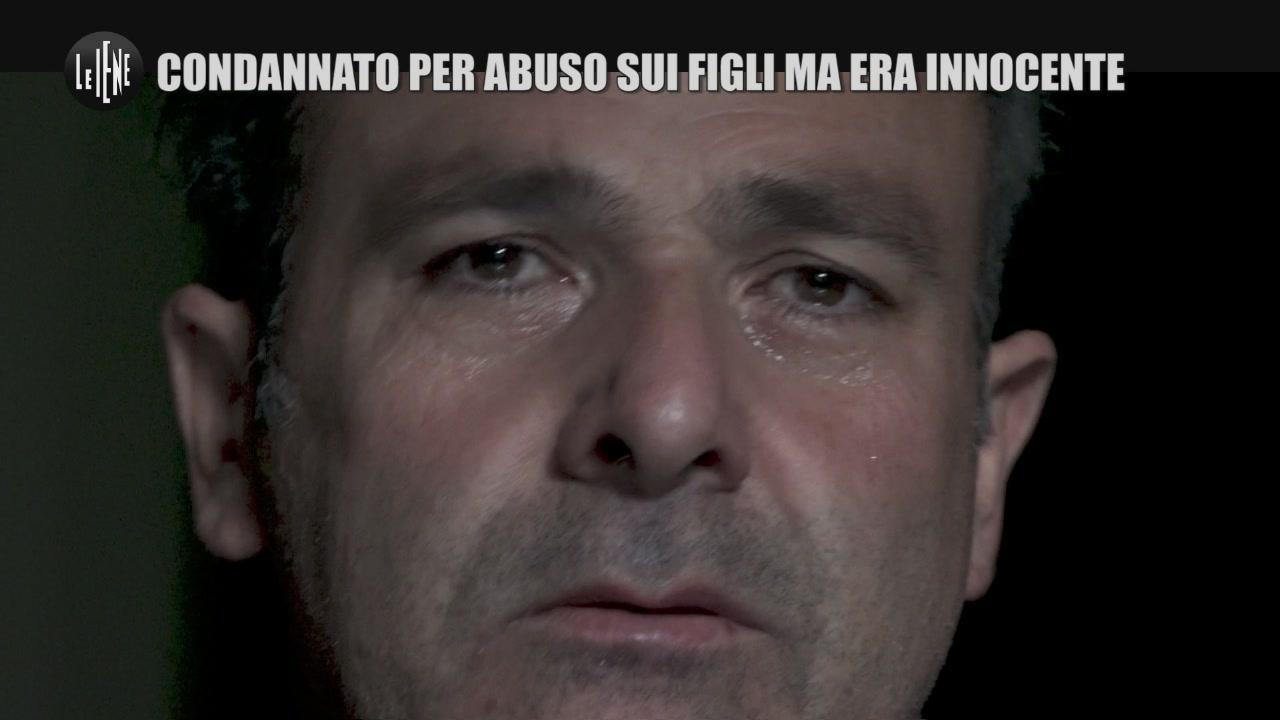 GOLIA: Condannato per abuso sui figli ma era innocente