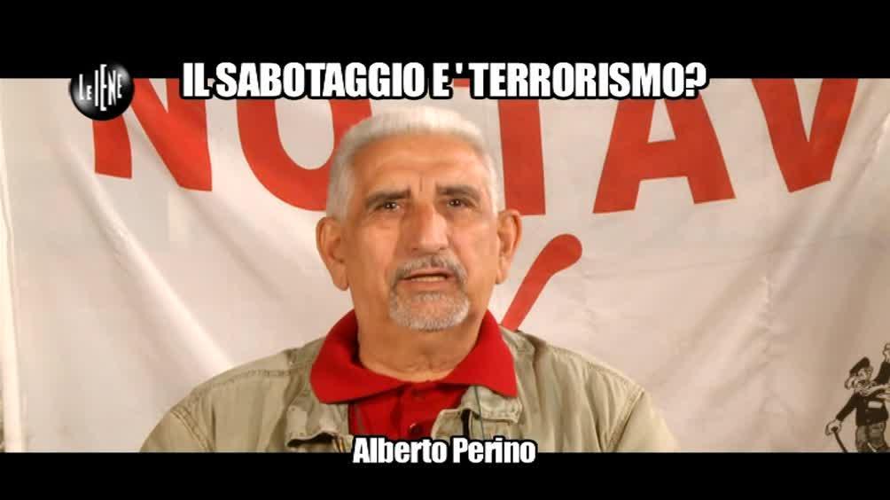INTERVISTA: Alberto Perino - No Tav