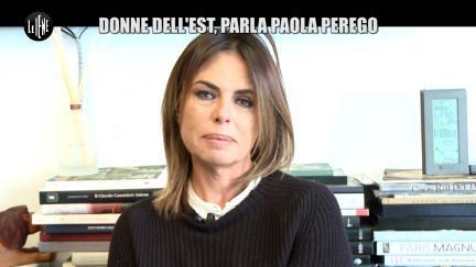 NOBILE: Donne dell'Est, parla Paola Perego