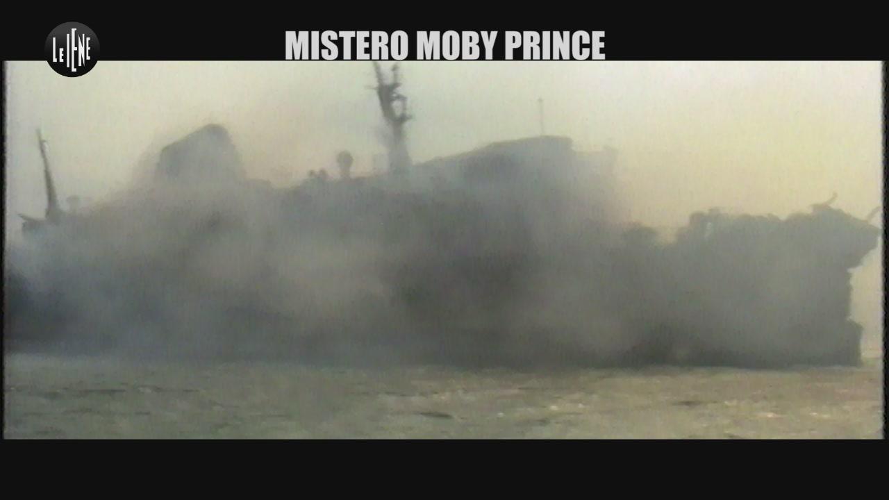 PECORARO: Anticipazione del servizio sul Mistero della Moby Prince