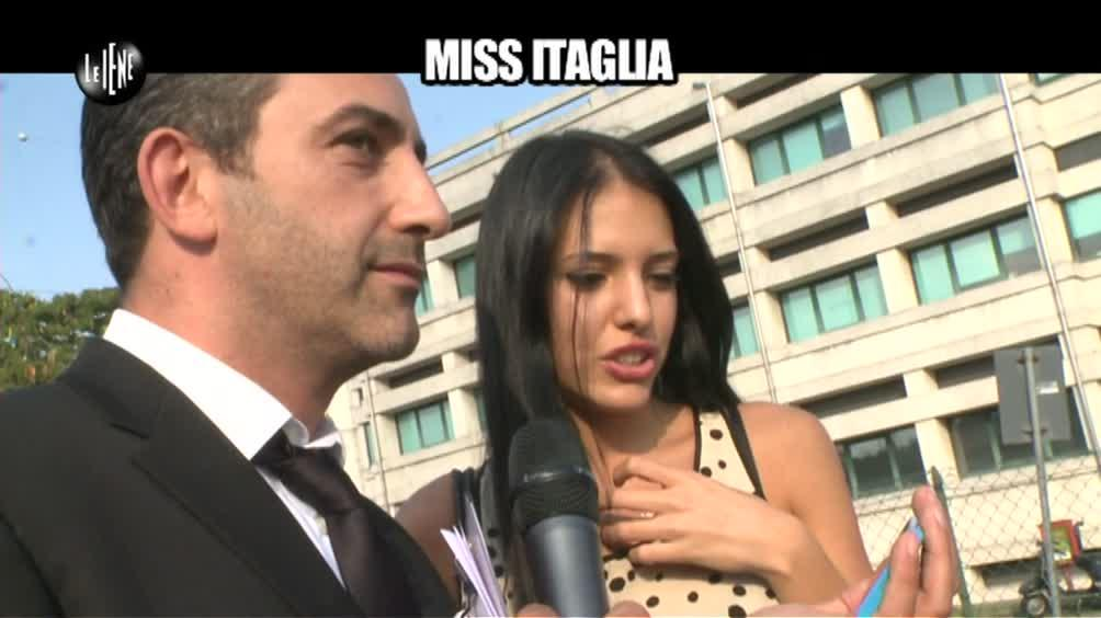 VIVIANI: Miss Itaglia