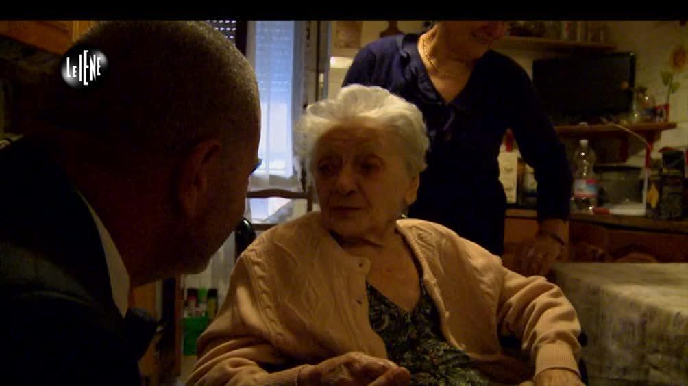 GOLIA: Zia Fifina da 17 anni fuori casa