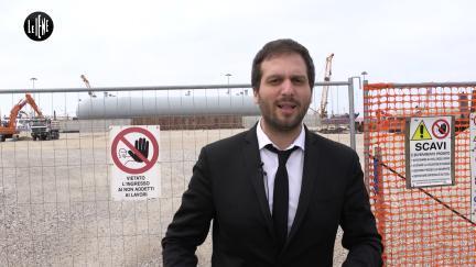 PECORARO: 9 mila metri cubi di GPL fuori controllo 2