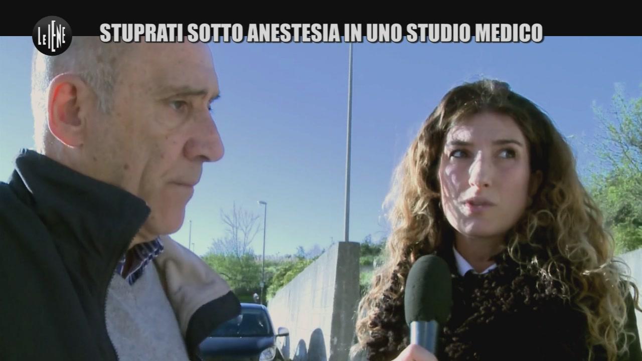 NINA: Stuprati sotto anestesia in uno studio medico