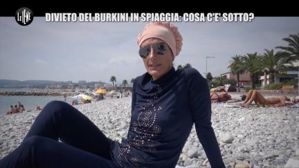 NINA: Divieto del burkini in spiaggia: cosa c'è sotto?
