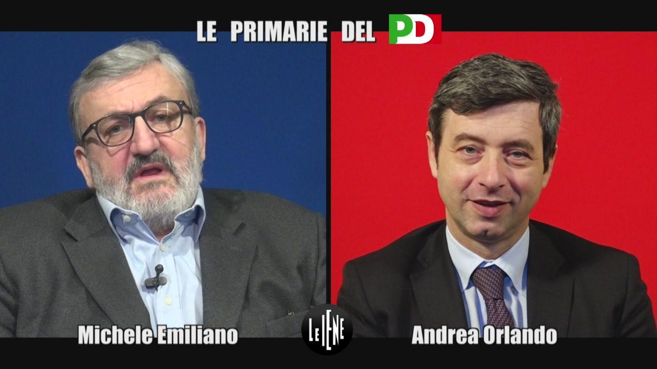 ROMA: Le Primarie del PD