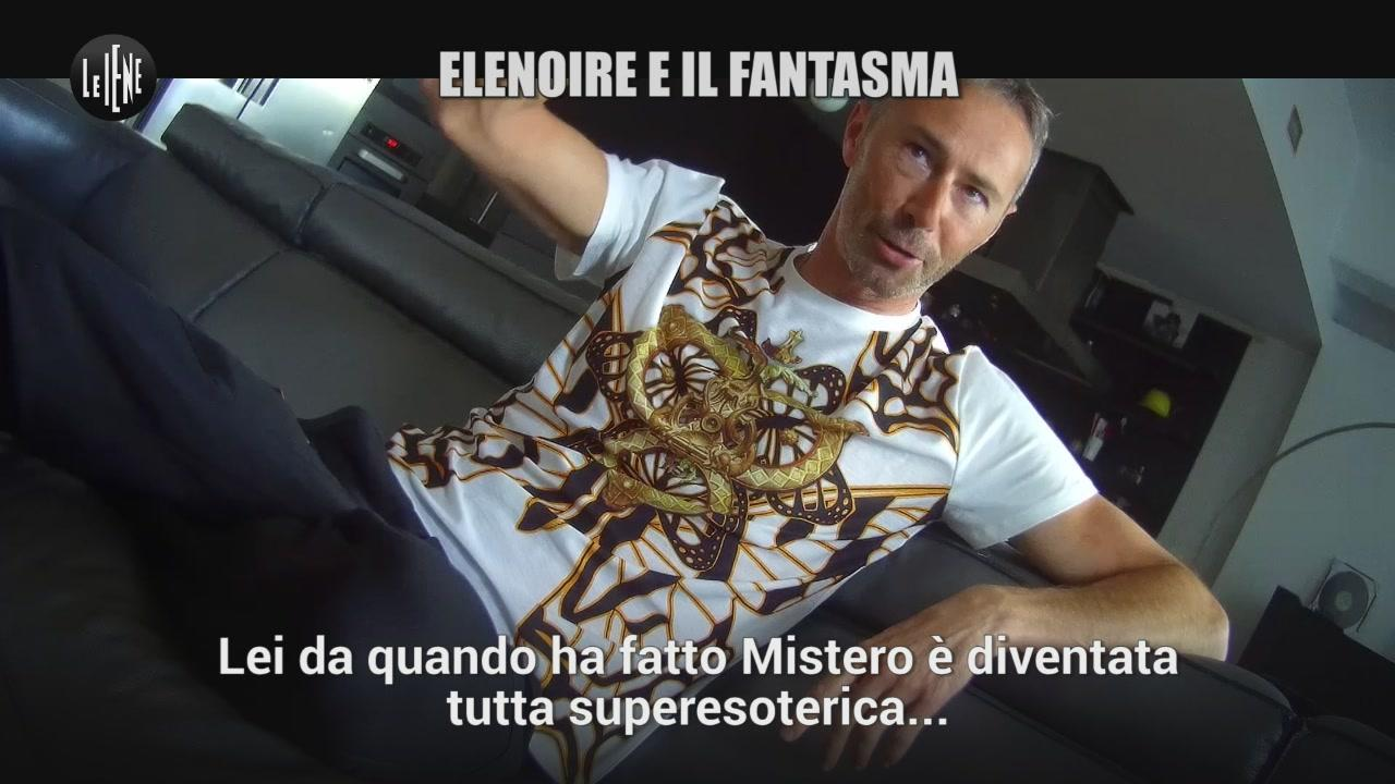 Elenoire Casalegno e il fantasma di Raimondo Vianello