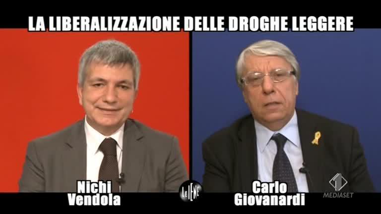 INTERVISTA: Vendola e Giovanardi