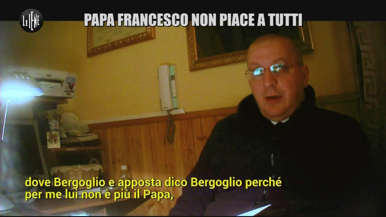 PASCA: Papa Francesco non piace a tutti
