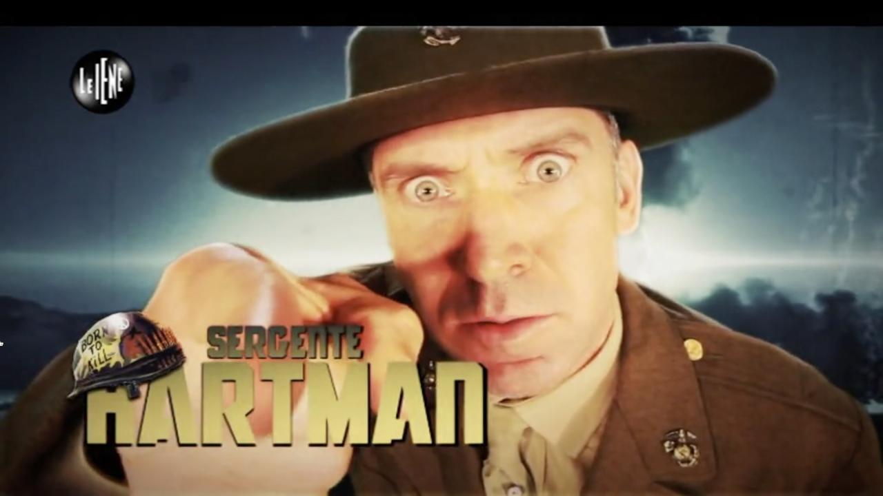 Full Metal Jacket, addio Sergente Maggiore Hartman